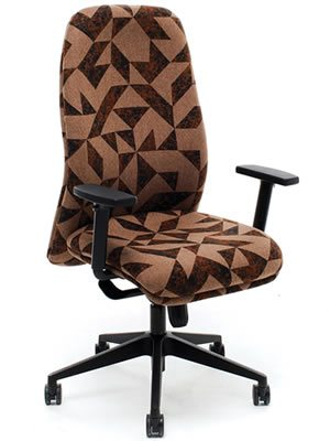 Bosco office chair. Operator and task seating