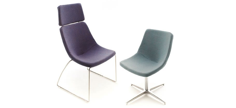 Egg soft seating. Chairs and furniture