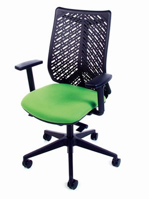 Etch office chair. operator and task seating