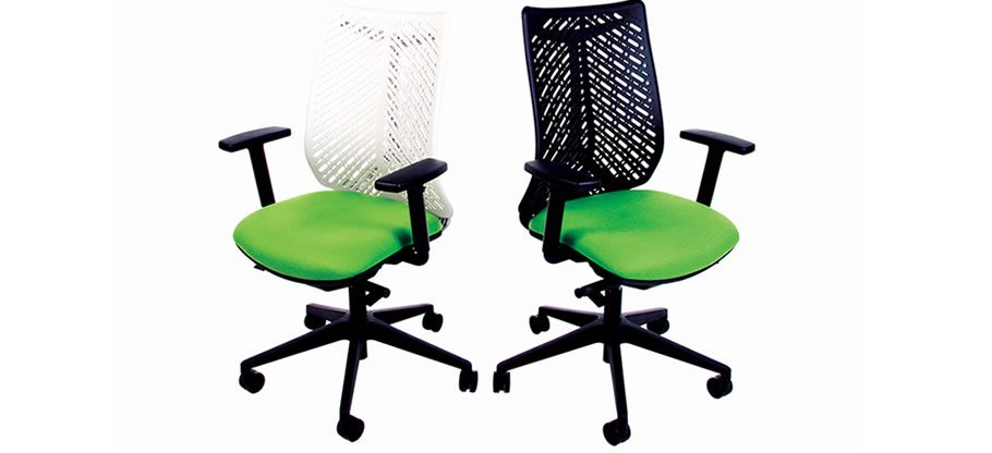 Etch office chair. Task and operator chairs