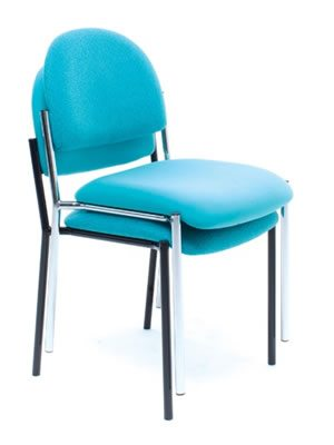 Marco,a simple, comfortable, lightweight and stackable chair