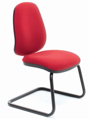 Santino office chair. Operator and task seating